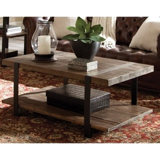 Reclaimed Wood Coffee Console Sofa End Tables For Less
