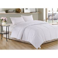 Comfort White All-season Down Alternative Comforter