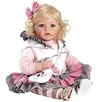 Adora 'The Cat's Meow' Plastic Toddler 20-inch Play Doll