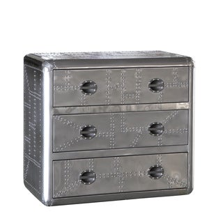 Lazzaro Leather Ace Chest of Drawers