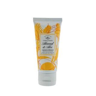 Caswell-Massey Almond & Aloe 2.5-ounce Hand Cream