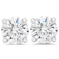 14k White Gold 3/4ct TDW Eco-Friendly Lab Grown Diamond Studs