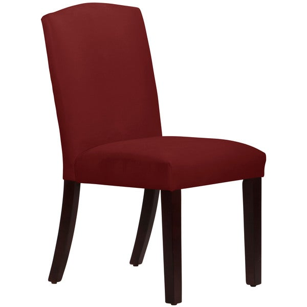 Overstock Parsons Chair ... Arched Dining Chair - Free Shipping Today - Overstock.com - 18825353