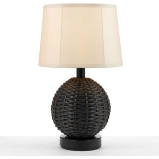 AF Lighting Portico Ivory Outdoor/Indoor Table Lamp