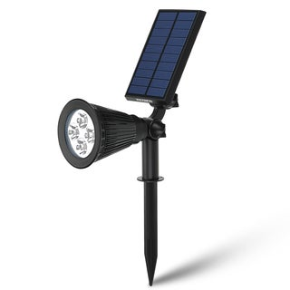 1-light LED Solar Powered Waterproof Outdoor Landscape Lighting