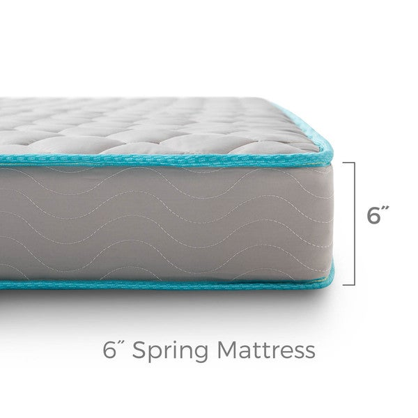 Linenspa Essentials 6-inch Innerspring Mattress