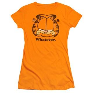 Garfield/Whatever Junior Sheer in Orange