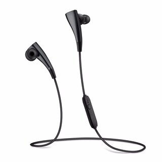 Bluetooth V4.1 Magnet Circle Wireless Stereo Noise Cancelling Black Earphones With Mic for iPhone/Android Phones (2 options available)