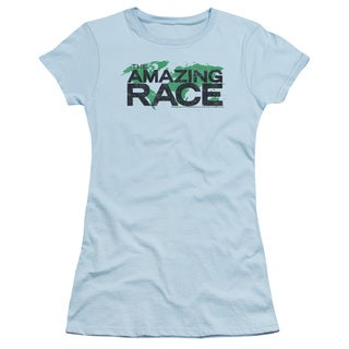 Amazing Race/Race World Junior Sheer in Light Blue