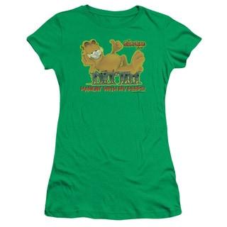 Garfield/My Peeps Junior Sheer in Kelly Green
