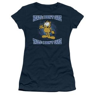 Garfield/Heads or Tails Junior Sheer in Navy