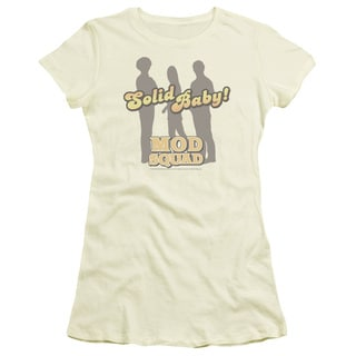Mod Squad/Solid Mod Junior Sheer in Cream