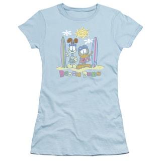 Garfield/Beach Bums Junior Sheer in Light Blue
