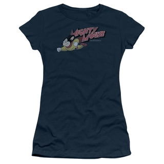 Mighty Mouse/Mighty Retro Junior Sheer in Navy