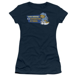 Garfield/Contradicition in Terms Junior Sheer in Navy