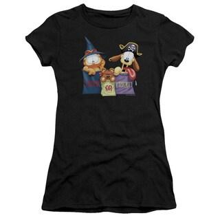 Garfield/Grab Bags Junior Sheer in Black