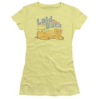 Garfield/Rad Garfield Junior Sheer in Banana