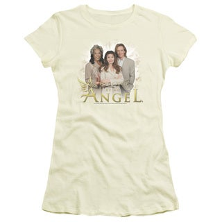 Touched By An Angel/An Angel Junior Sheer in Cream