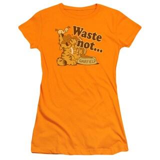 Garfield/Waste Not Junior Sheer in Orange