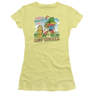 Garfield/Camp Garfield Junior Sheer in Banana