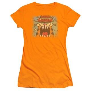 Garfield/From The Depths Junior Sheer in Orange