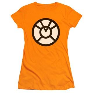 Green Lantern/Agent Orange Junior Sheer in Orange