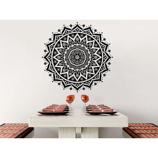 Mandala Wall Art Sticker Decal