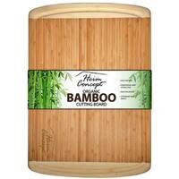 Heim Concept 1-inch Organic Bamboo Cutting Board