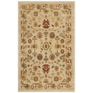 Safavieh Oushak Heirloom Traditional Cream Rug (2'6 x 4')