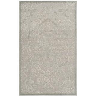 Safavieh Paradise Silver Viscose Rug (2' 7 x 4')