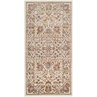 Safavieh Sevilla Ivory/ Multi Viscose Rug (2'1 x 4')