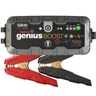 NOCO GB40 Genius Boost Plus 1,000-amp 12-volt UltraSafe Lithium Jump Starter