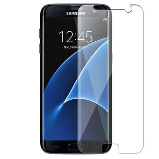 Insten Clear LCD Screen Protector Film Cover For Samsung Galaxy S7 Edge