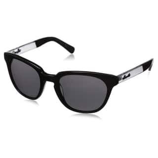Kenneth Cole New York Men's KC7143W5201A Black Wayfarer Sunglasses|https://ak1.ostkcdn.com/images/products/11949102/P18836024.jpg?impolicy=medium