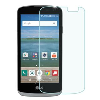 Insten Clear Tempered Glass Screen Protector Film Cover For LG Optimus Zone 3/ Spree