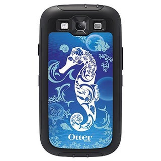 Otterbox 77-26177 Defender Series Case for Samsung Galaxy S3 - Waves