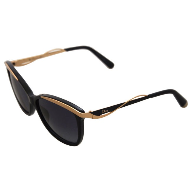 b875cf33e Shop Christian Dior Dior Metaleyes 2/S C7VHD - Black Rose Gold - Free  Shipping Today - Overstock - 11949190