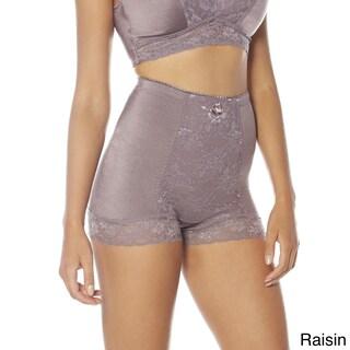 Women's Shear Full Coverage Control Panty