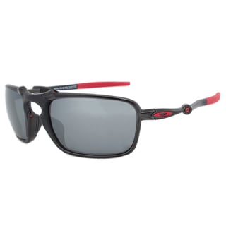 are oakley sunglasses polarized  oakley badman polarized ferrari edition sunglasses oo6020 07
