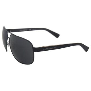 Dolce & Gabbana DG 2140 1248/87 - Black/Grey