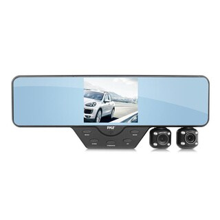 Full HD 1080p Rearview Mirror System