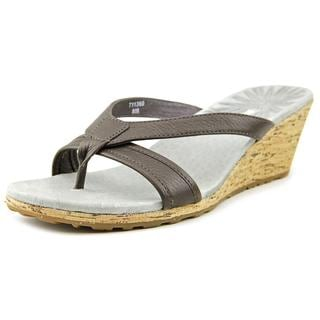 Patagonia Women's Solimar Slide Leather Sandals