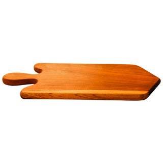 Arrow Teak Serving Board