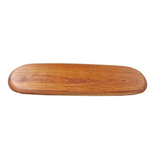 Elipse Teak Serving Board