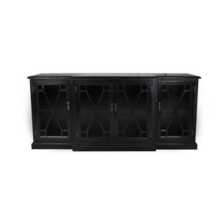 Aurelle Home French Media Cabinet