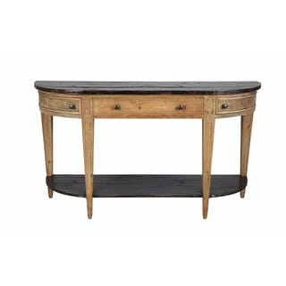 Aurelle Home Reclaimed & Rustic Console Table