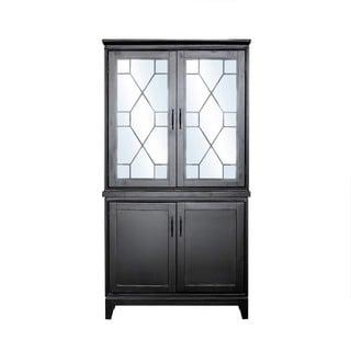 Aurelle Home Old World Storage Cabinet