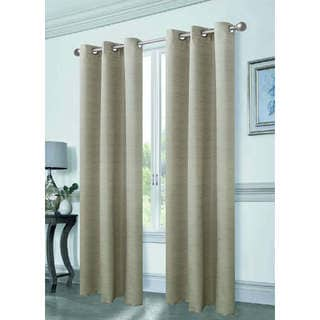 Cambridge Blackout Grommet Curtain Panel Pair
