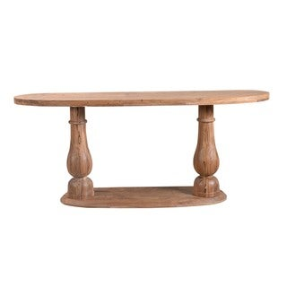 Aurelle Home Solid Reclaimed Console