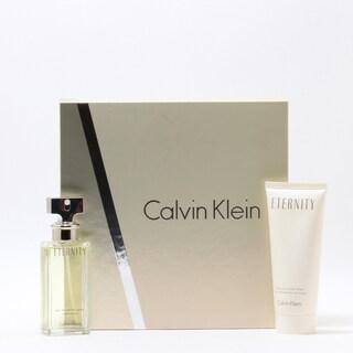 Calvin Klein Eternity Women's 2-piece Gift Set